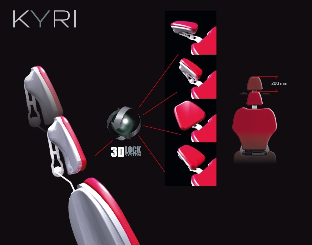 Fauteuil chirurgie Kyri